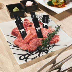 熟成肉の盛り合わせ1