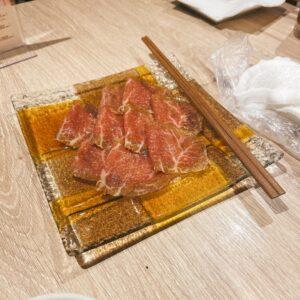 熟成肉の生ハム